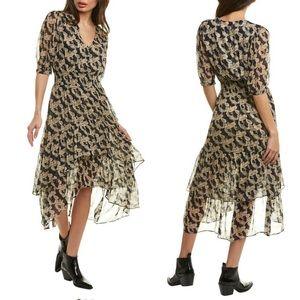 The Kooples Paris midi dress 2